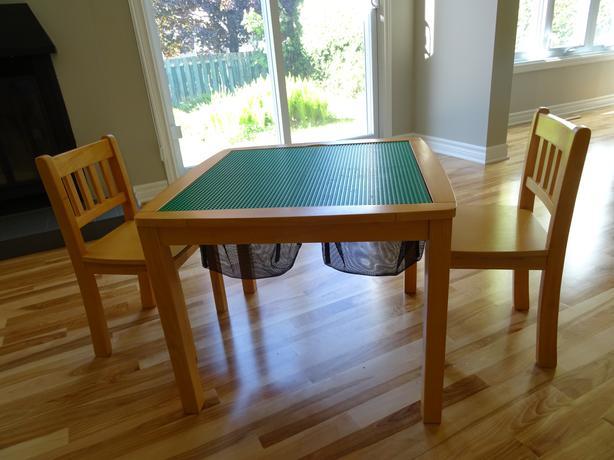 Imaginarium LEGO Activity Table and Chair Set Nepean, Ottawa