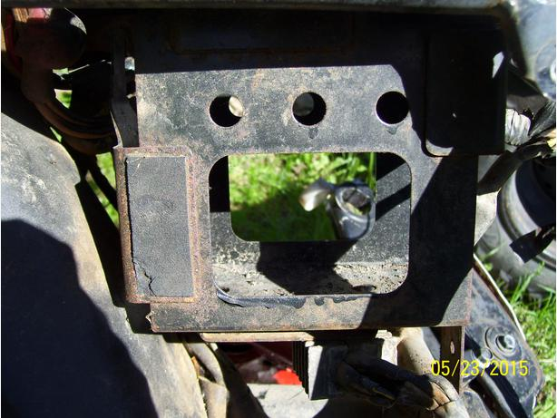 Honda CJ360 battery box