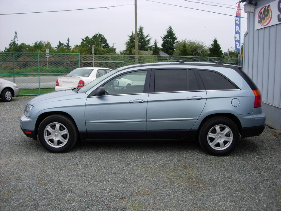 2005 Chrysler Pacifica Touring North Saanich Amp Sidney Victoria
