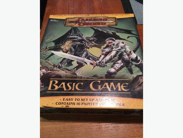 dungeons and dragons basic game 2004 pdf