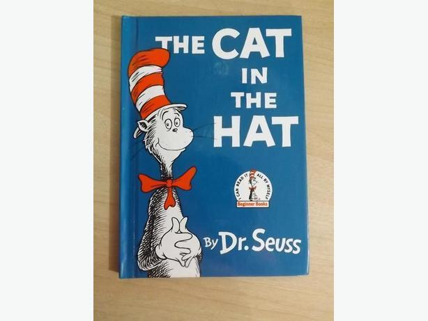 Childrens Dr. Seuss Books Hardcover $3 EACH
