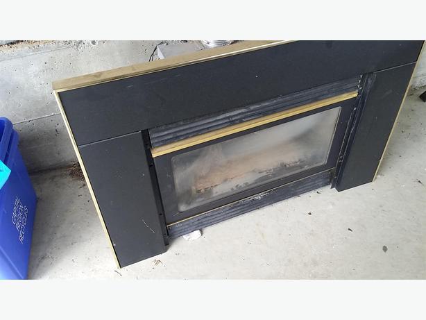 Forced Air Fireplace Insert Modern Free Standing Fireplaces Allmodern