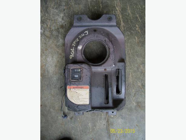 Suzuki LTF250 Quadrunner LT230 speedo odometer fuel tank cover