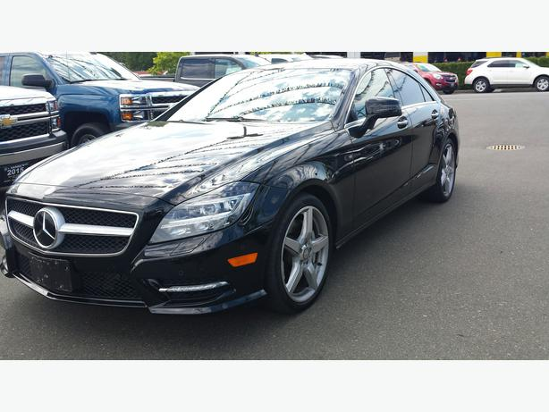 used 2014 mercedes benz cls 550 for sale in parksville
