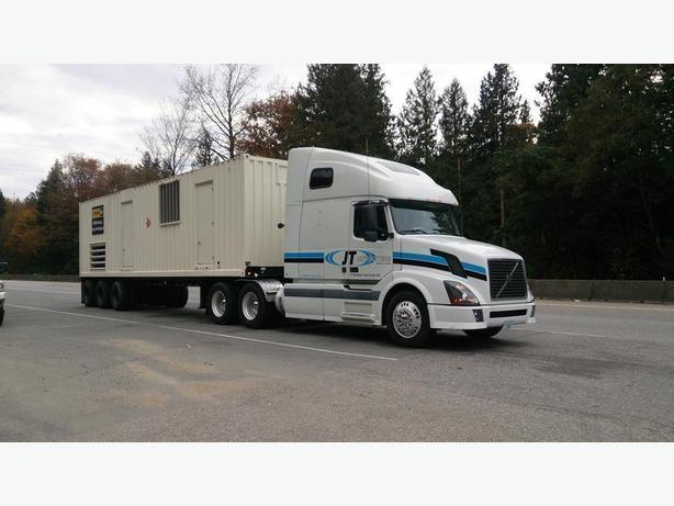 Hot Shot Trucking Kelowna, Rush Delivery, Expedited Shipping, 24/7/365