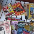 Massive Vintage Car, Hot Rod, Racing and other Magazine Collection!