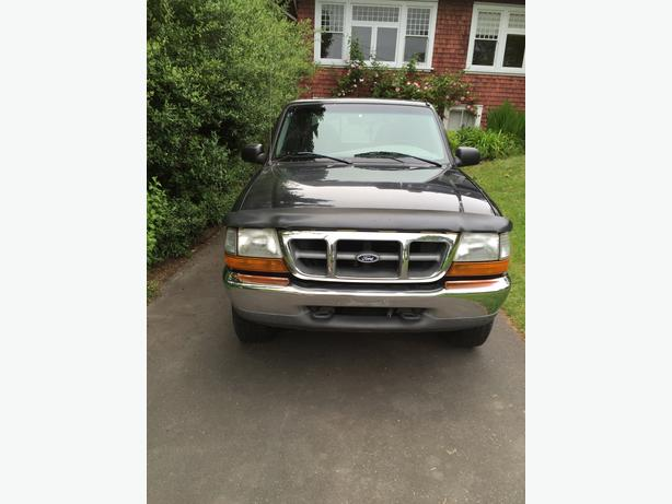 1999 ford ranger 4x4 4 door saanich victoria for 1999 ford ranger rear window