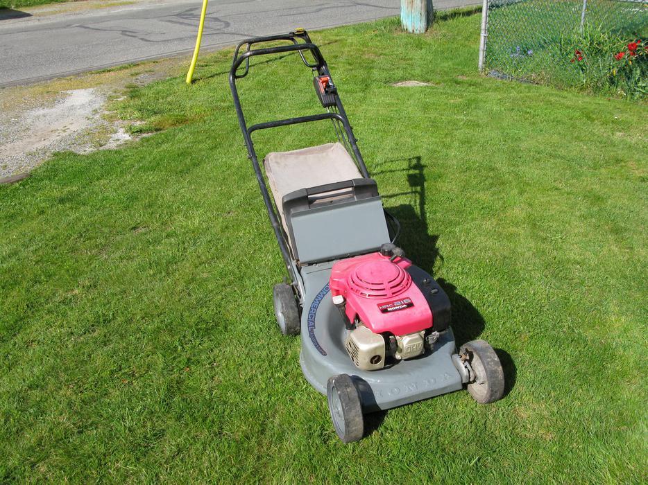 Honda Lawn Mower Saanich Victoria Mobile