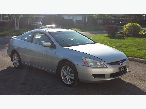2004 honda accord coupe v6 ex coupe nepean ottawa. Black Bedroom Furniture Sets. Home Design Ideas