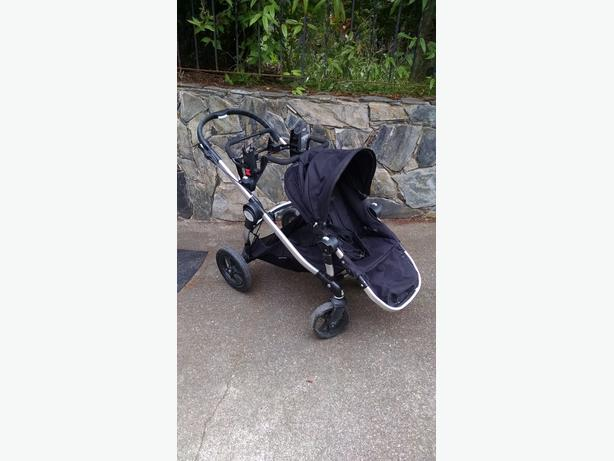 baby jogger city select tray instructions