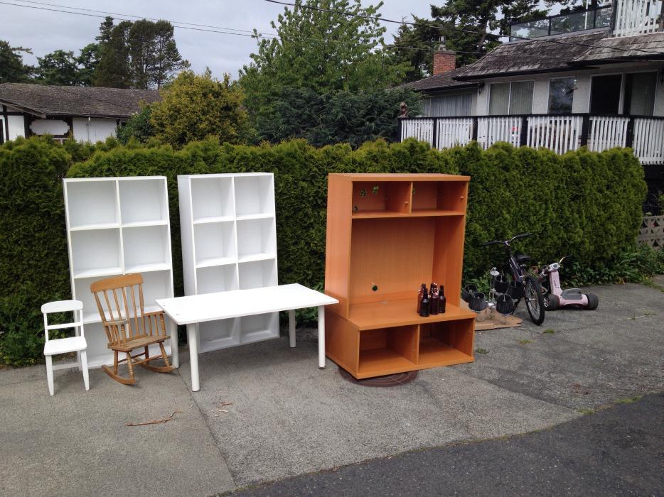Free Furniture In Esquimalt Esquimalt View Royal Victoria
