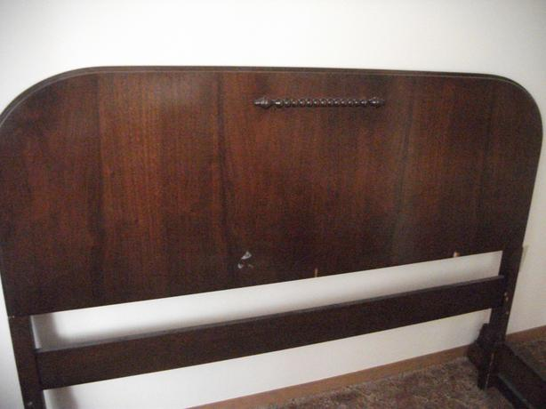 Used victoria double bed frame : Double bed frame west shore langford colwood metchosin