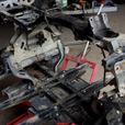 2012 Can Am 1000 ATV - Parting out