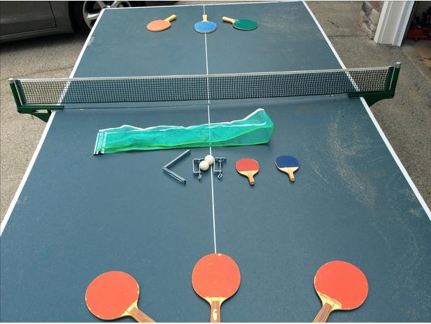 Used Ping Pong Table Kitchener