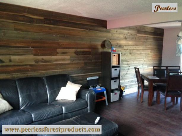 Barn Board and Feature Wall Paneling - Vancouver BC