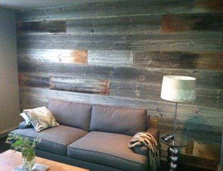 Barn Board and Feature Wall Paneling - Vancouver BC ...
