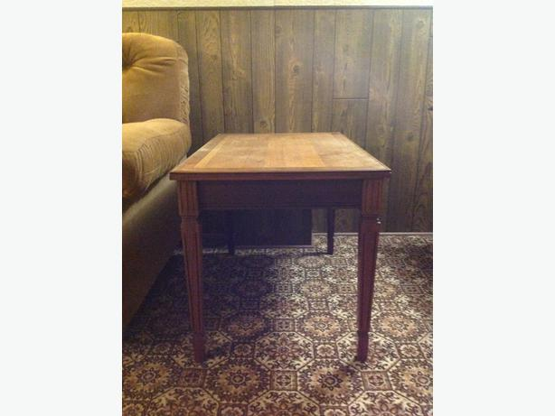Coffee Table And 2 End Tables East Kildonan Winnipeg