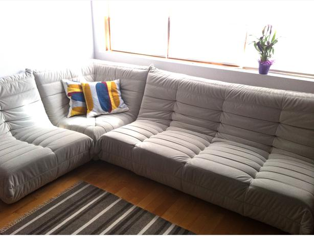 Ligne Roset Togo Sofa Reproduction Loop Sofa