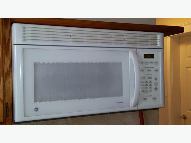 Ge over the range microwave duncan cowichan - Red over the range microwave ...