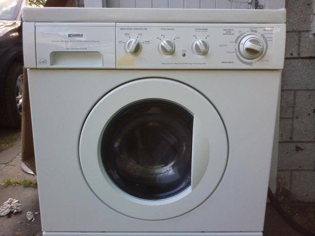 kenmore front load washing machine