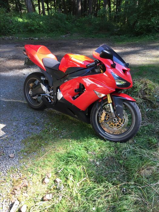 2005 kawasaki ninja 636cc for sale victoria city victoria for 636 north terrace mount vernon
