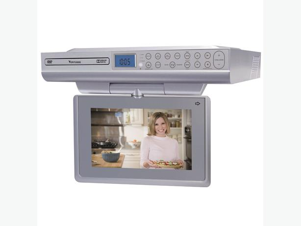 Kitchen Dvd Player ~ Brand new kitchen radio and tv dvd player combo sooke