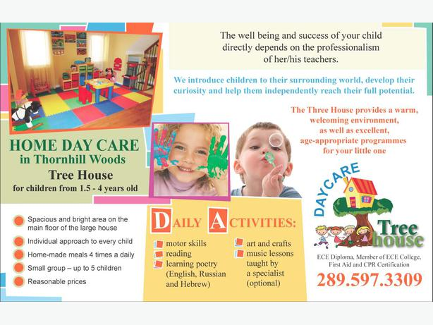 Daycare Bathurst/Rutherford