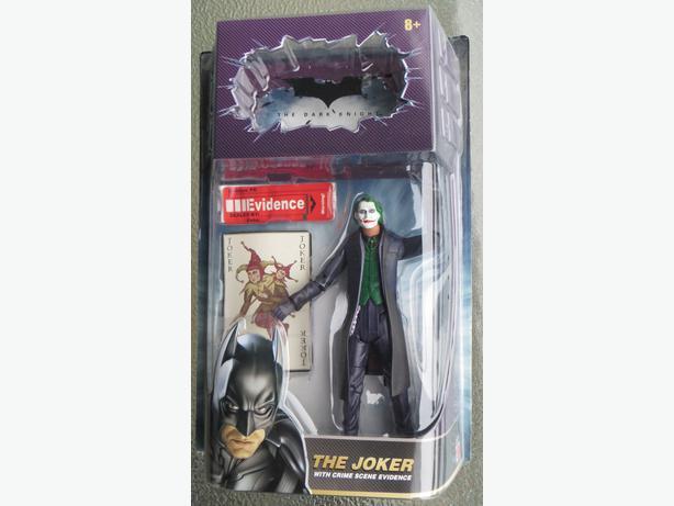 joker figure dark knight movie masters central ottawa