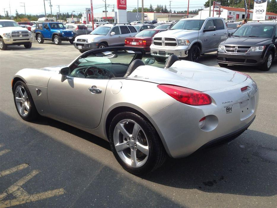 2006 pontiac solstice convertible sale outside victoria victoria mobile. Black Bedroom Furniture Sets. Home Design Ideas