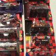 1/64 Diecast NASCAR Lot (27 cars and Transporter)