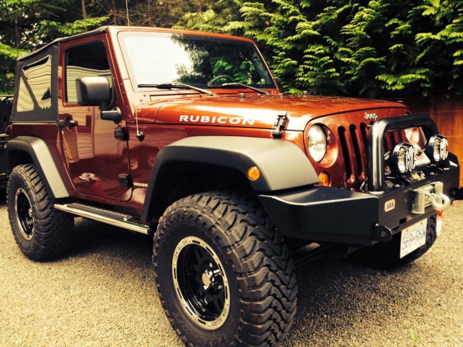 2007 Jeep Wrangler Rubicon Nanoose Bay Nanaimo