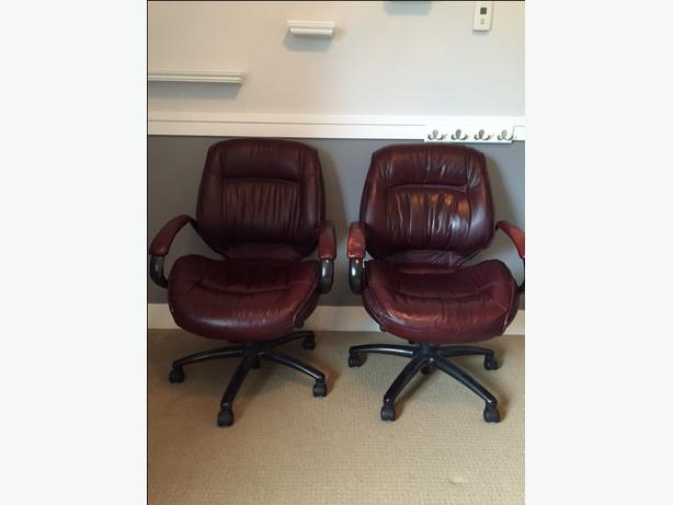 lane executive leather office chair west shore langford colwood