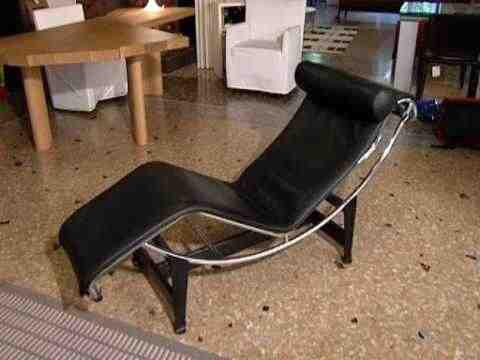 Le corbusier lc4 style lounge chair victoria city victoria for Chaise longue montreal