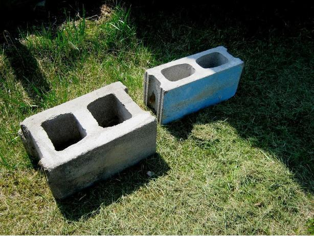 WANTED: WANTED: Cindercrete Building Blocks