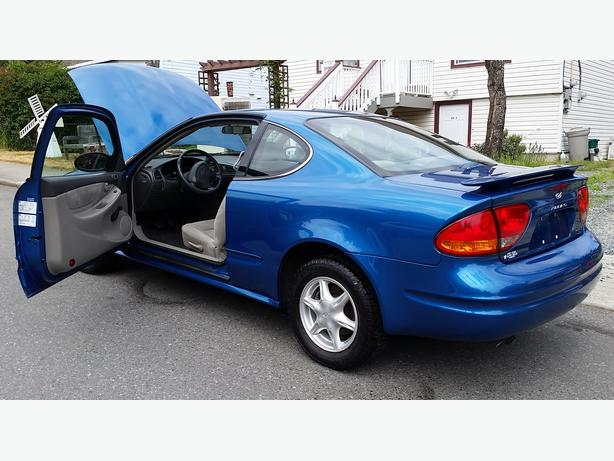 2000 oldsmobile alero south nanaimo parksville qualicum beach. Black Bedroom Furniture Sets. Home Design Ideas