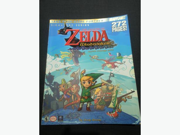 Zelda windwaker strategy guide central nanaimo parksville for Bureau zelda