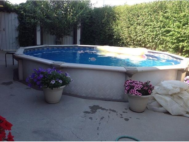Above Ground Swimming Pool For Sale East Regina Regina