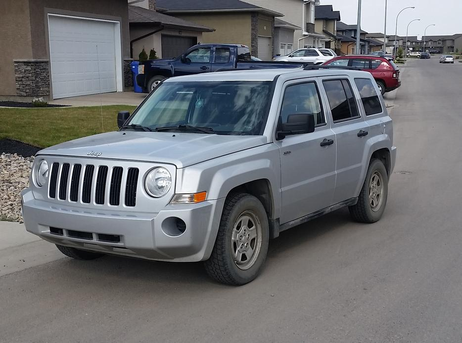 2008 jeep patriot sport suv crossover watch for sale east. Black Bedroom Furniture Sets. Home Design Ideas