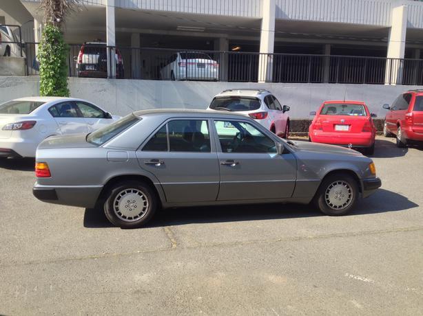 1992 mercedes benz 300e 2 6l beautiful condition for 1992 mercedes benz 300e