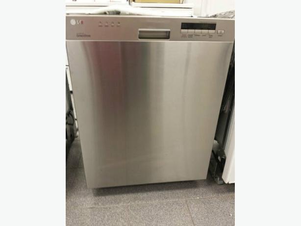 lg stainless steel dishwasher central ottawa inside