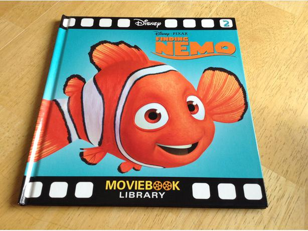 finding nemo book report The movie finding nemo is about a clown fish named nemo who learns that growing up and gaining independence doesn't mean your parents don't know what is good for you the movie starts off with how nemo was born with a tiny fin and with only a father to raise him.