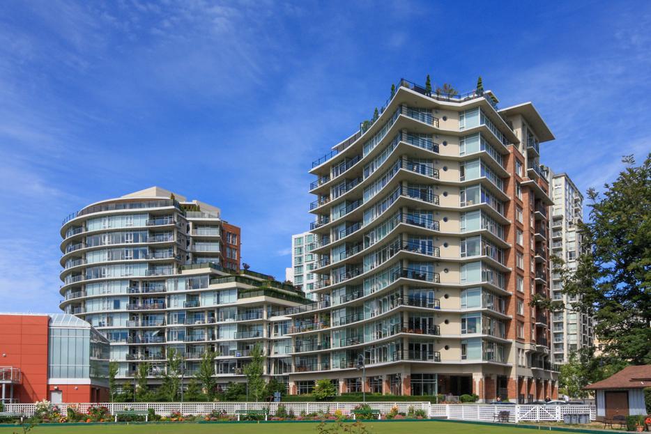 7th floor aria victoria city victoria for 7 summerland terrace