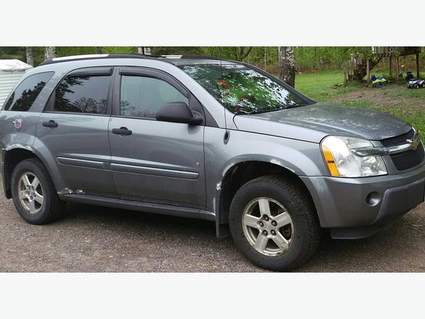 As Is For Parts  2006 Chevy Equinox
