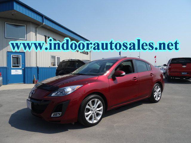 2010 Mazda 3 Indoor Auto Sales Winnipeg West Kildonan
