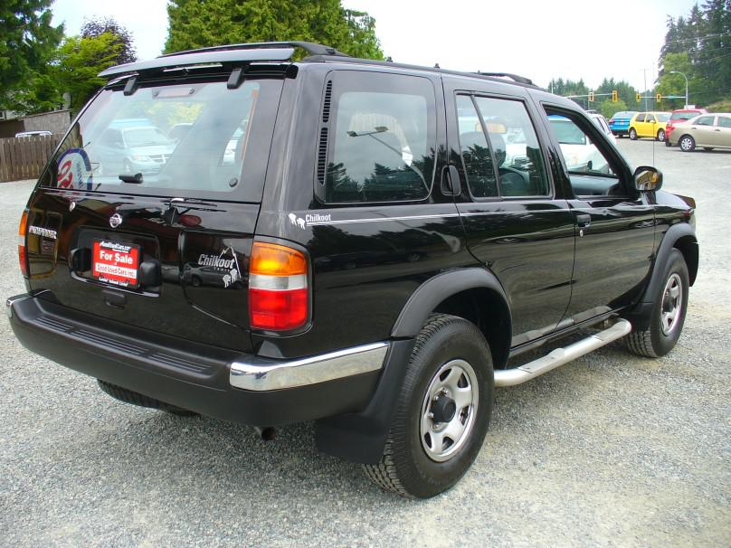 1998 Nissan Pathfinder Chilkoot Cobble Hill Cowichan