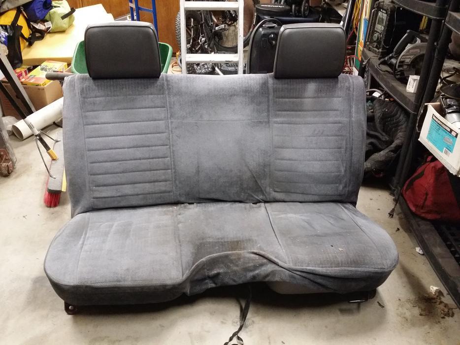 Bay Ridge Mazda >> mazda b2200 bench seats 1992 Saanich, Victoria