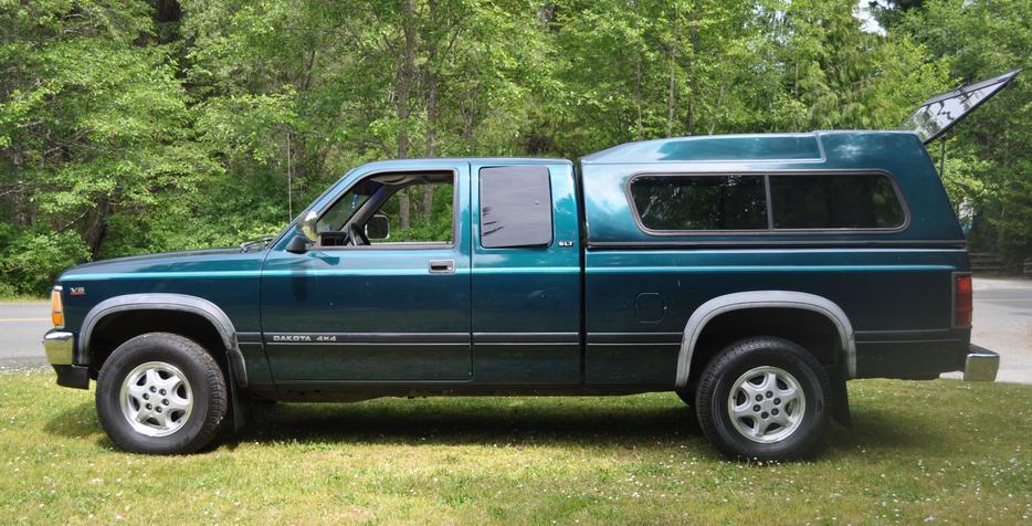 U0026 39 95 Dodge Dakota 4x4 Slt