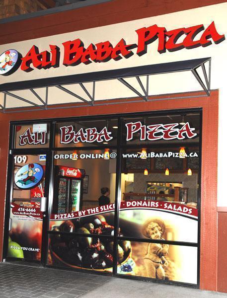 ali baba pizza millstream village now hiring west shore. Black Bedroom Furniture Sets. Home Design Ideas
