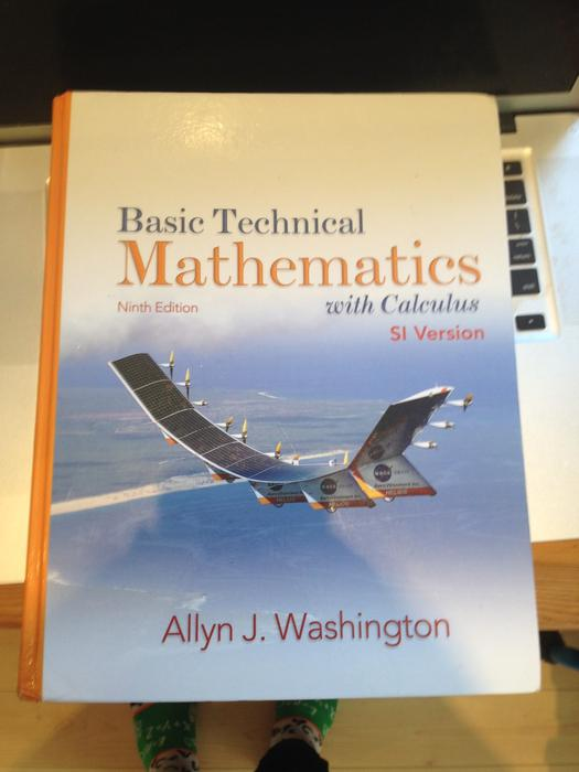 Basic technical mathematics with calculus (1978 edition ...