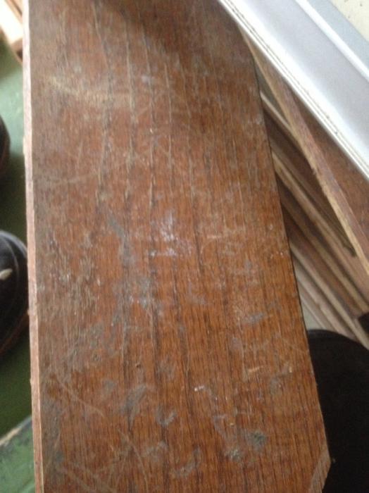 Solid oak hardwood floor victoria city victoria for Hardwood flooring york region